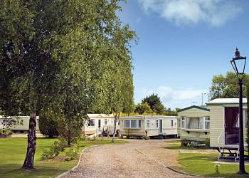 Norfolk Broads Caravan Park, Potter Heigham,,England