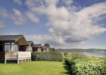 Luce Bay Holiday Park, Newton Stewart,,Scotland
