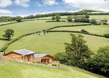 Morrells Valley Lodges, Tiverton,Devon,England