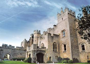 Witton Castle Country Park, Witton-le-Wear Bishop Auckland,,England