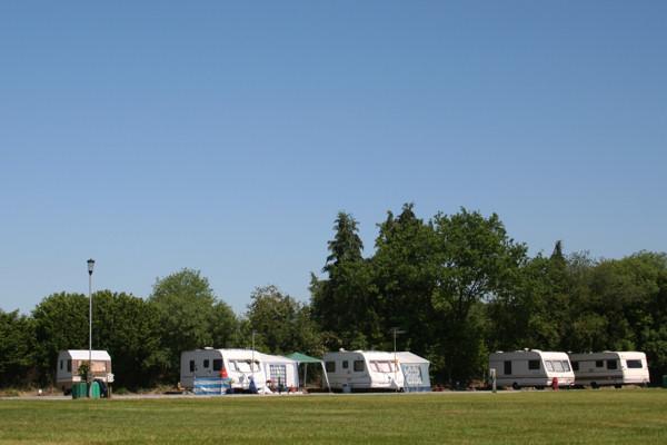 Llandovery Caravan and Camping Park, Llandovery,Carmarthenshire,Wales