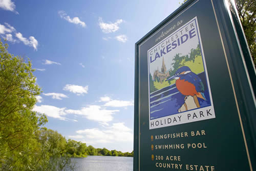 Chichester Lakeside Holiday Park, Chichester,,England