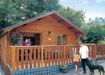Brookside Woodland Lodges, Bron-y-Garth,,England