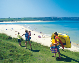 Riviere Sands Holiday Park, Hayle,,England