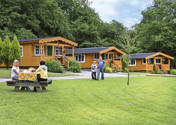Heronstone Lodges, Brecon Beacons,Powys,Wales