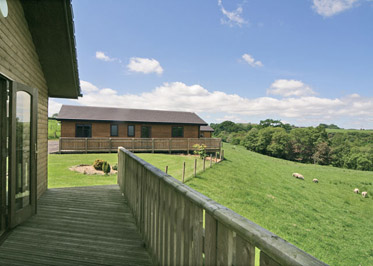 Bryn Thomas Lodges, Llandrindod Wells,Powys,Wales
