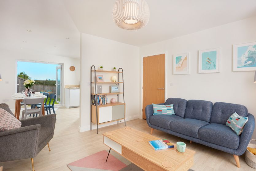 Waveline a british holiday cottage for 5 in ,