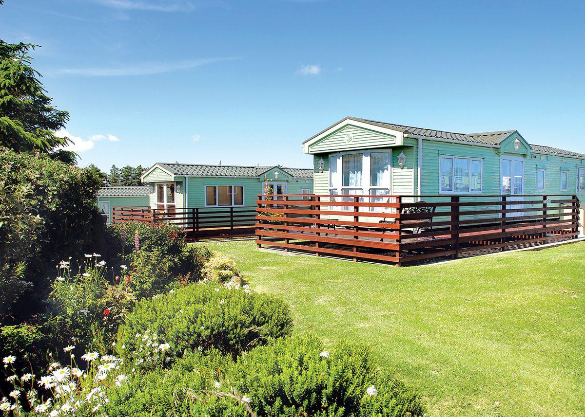 Glenluce Holiday Park, Newton Stewart,,Scotland
