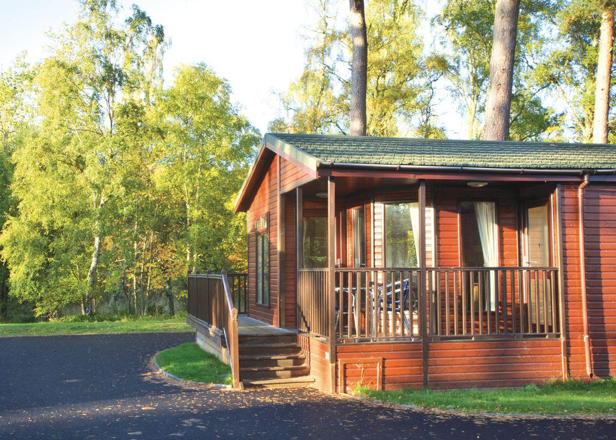Royal Deeside Woodland Lodges, Aboyne,,Scotland