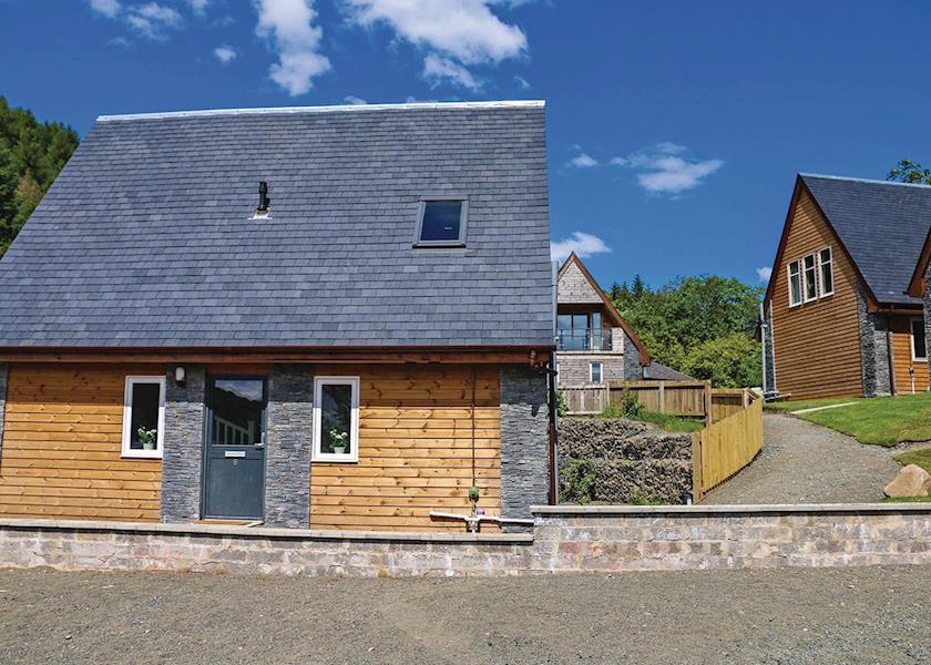 Balmaha Lodges, Stirlingshire,,Scotland