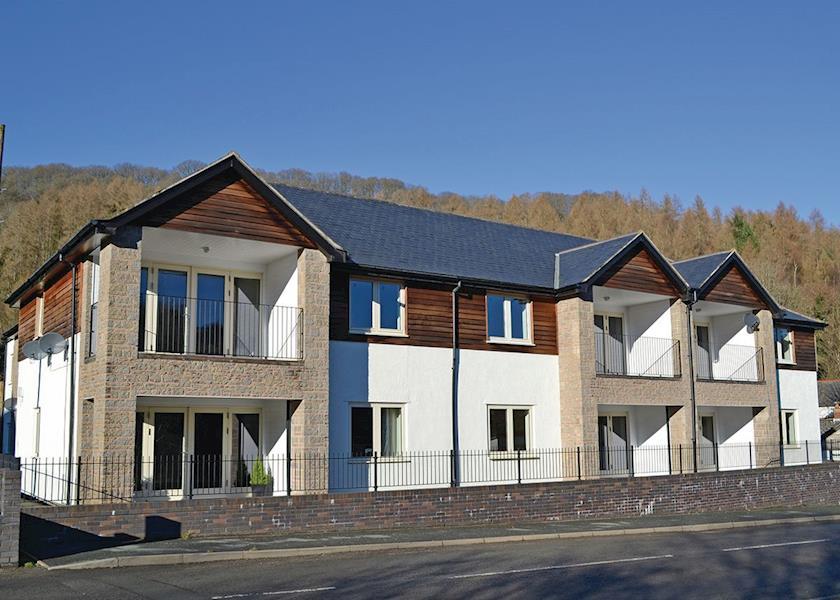 Ceiriog Valley Apartments, Llangollen,,Wales