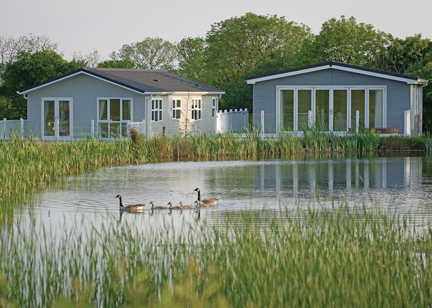 Florence Springs Lakeside Lodges, Tenby,,Wales