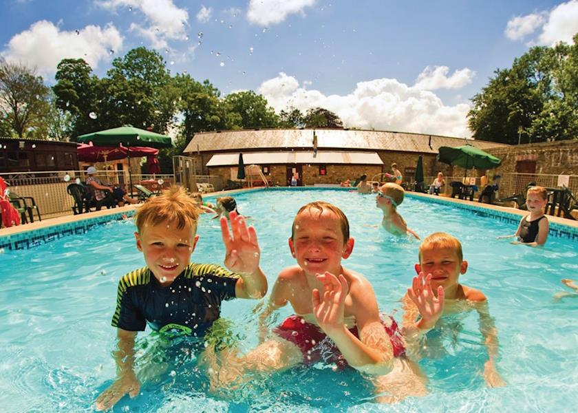 Grondre Holiday Park, Narberth,,Wales