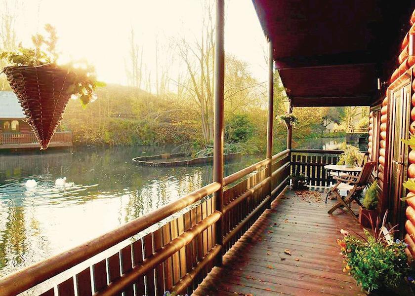 Herons Lake Retreat, Mold,,Wales