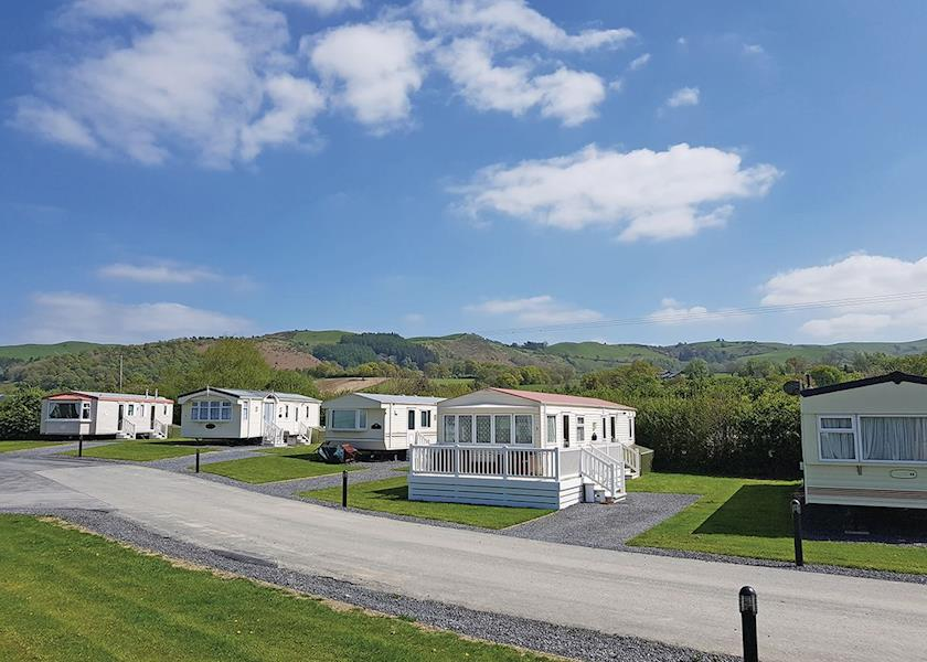 Maesmawr Farm Resort, Caersws,,Wales