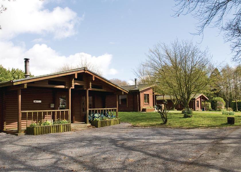 Pantglas Hall Lodges, Carmarthen,,Wales