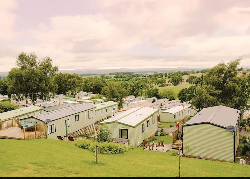 Todber Holiday Park, Clitheroe,,England