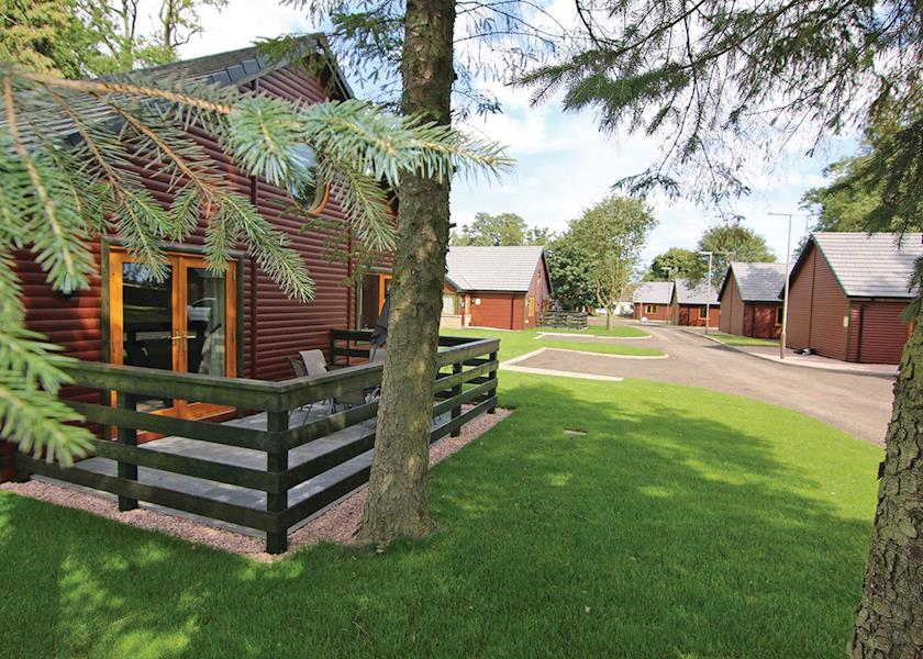 St Andrews Forest Lodges, St. Andrews,,Scotland