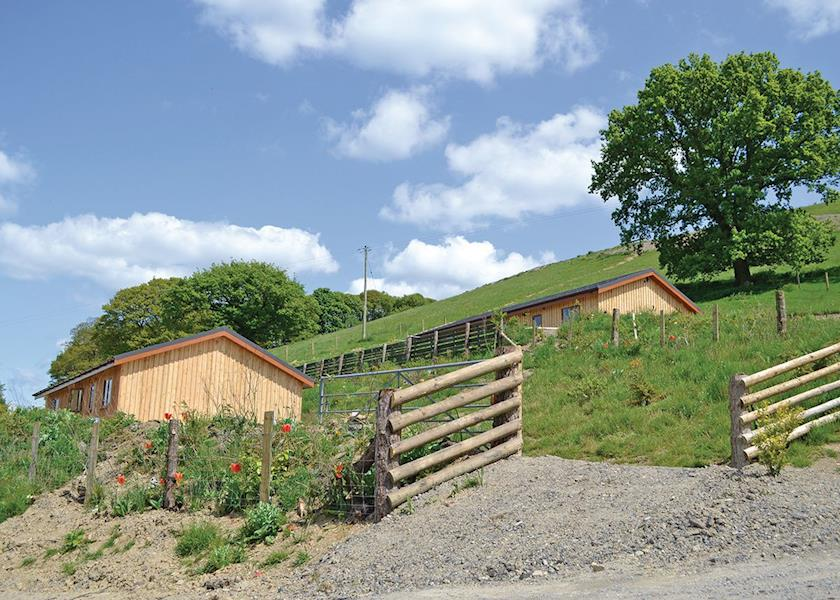 Valley View Retreat, Llanidloes,,Wales