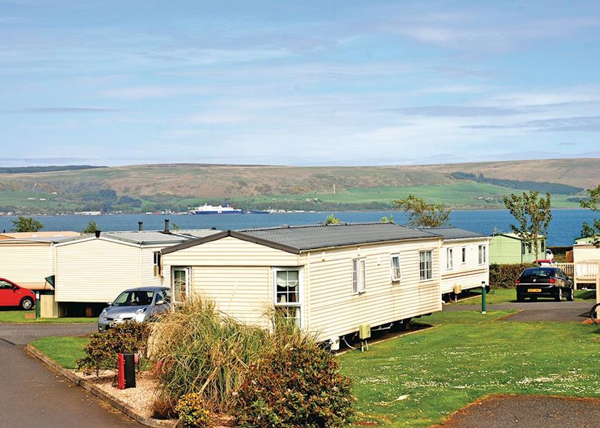 Wigbay Holiday Park, Stranraer,,Scotland