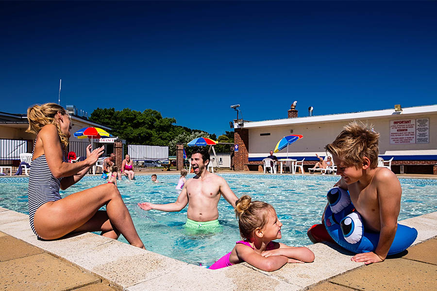 Broadland Sands Holiday Park, Lowestoft,,England