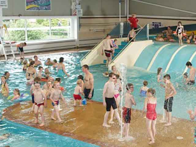 Cayton Bay Touring Park, Scarborough,Yorkshire,England