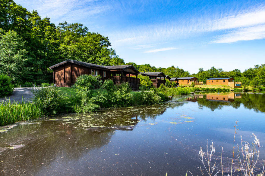 Bowland Lakes Leisure Village, Preston,,England