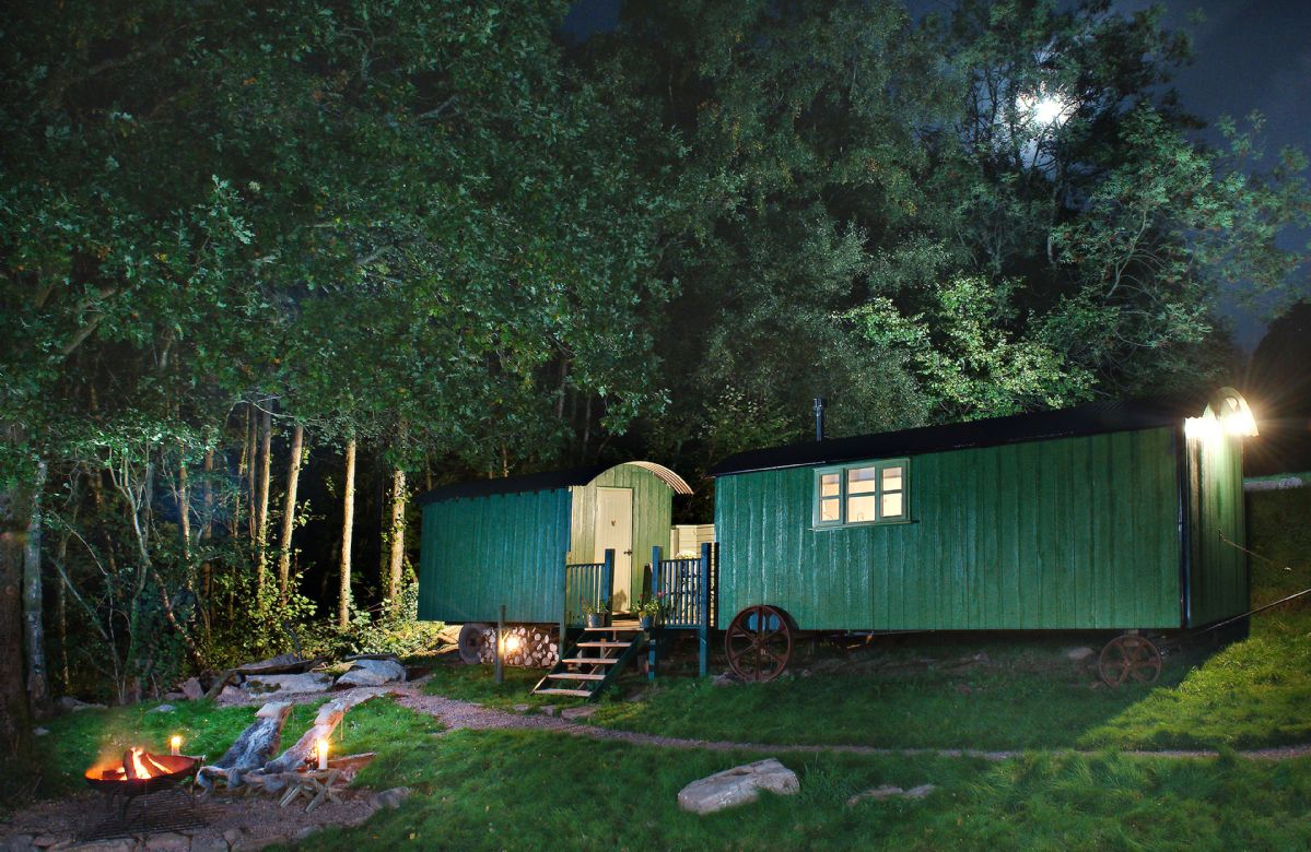 Anne's Hut a british holiday cottage for 2 in ,