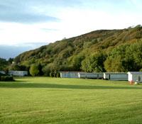 Maes Glas Caravan Park, Llandysul,,Wales