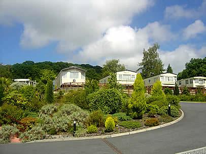 Cenarth Falls Holiday Park, Newcastle Emlyn,,Wales