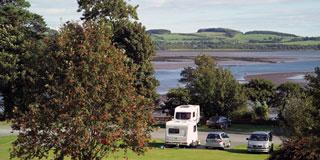 Seaward Caravan Park, Kirkcudbright,Dumfries and Galloway,Scotland