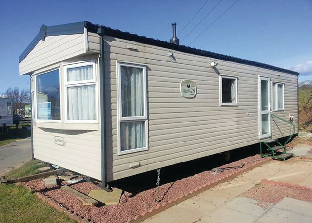 Turnberry Holiday Park, Girvan,,Scotland