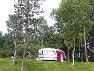 Lilliardsedge Holiday Park and Golf Course, Jedburgh,,Scotland