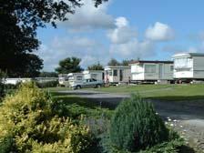 Ffoshelyg Caravan Park, Aberaeron,,Wales