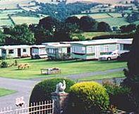 Bank Farm Caravan Park, Welshpool,,Wales