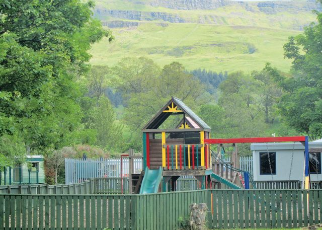 Balgair Castle Holiday Park, Fintry,,Scotland