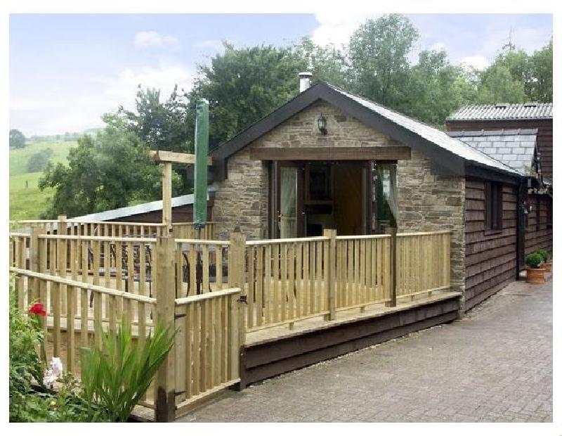 Cwm Derw Cottage a british holiday cottage for 2 in ,
