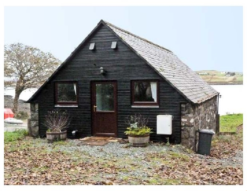 Greshornish Boathouse a british holiday cottage for 3 in ,