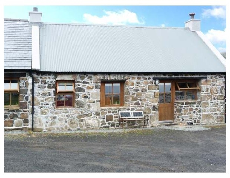 The Barn a british holiday cottage for 3 in ,
