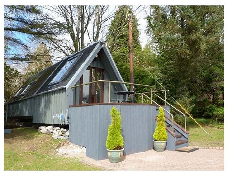Dundonald Landing a british holiday cottage for 2 in ,