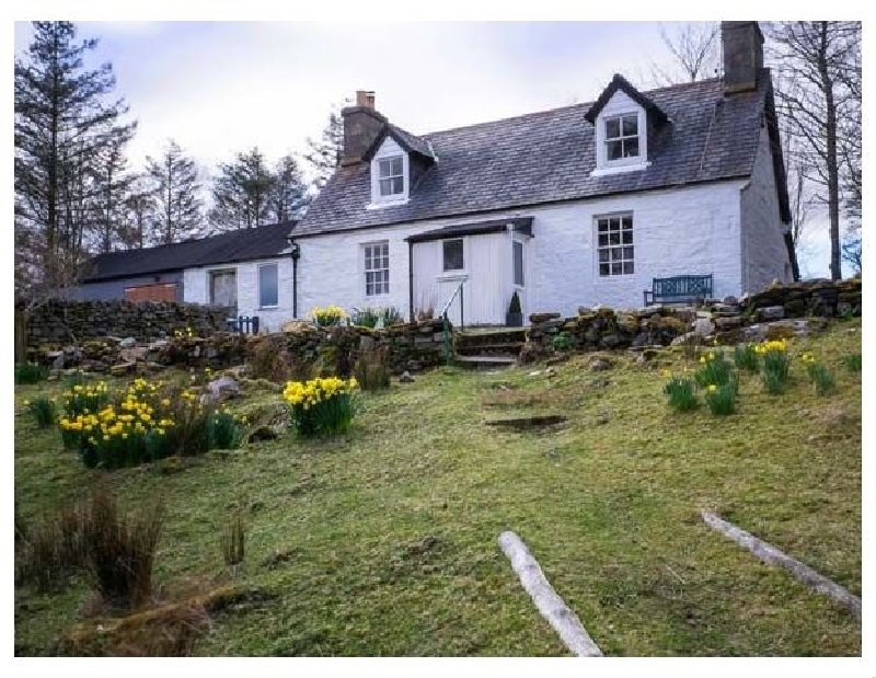 Old Grumbeg Cottage a british holiday cottage for 6 in ,