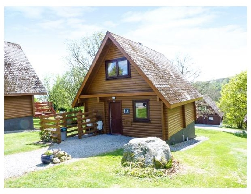 Heron Lodge a british holiday cottage for 5 in ,