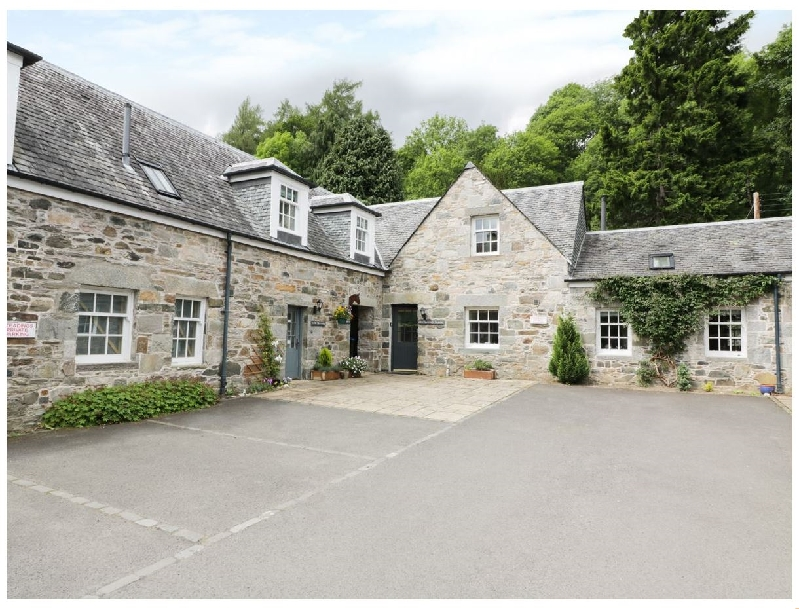 The Salmon House a british holiday cottage for 4 in ,