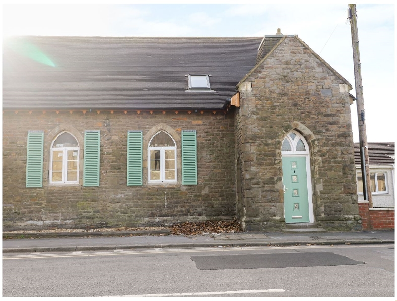 No 1 Church Cottages a british holiday cottage for 4 in ,