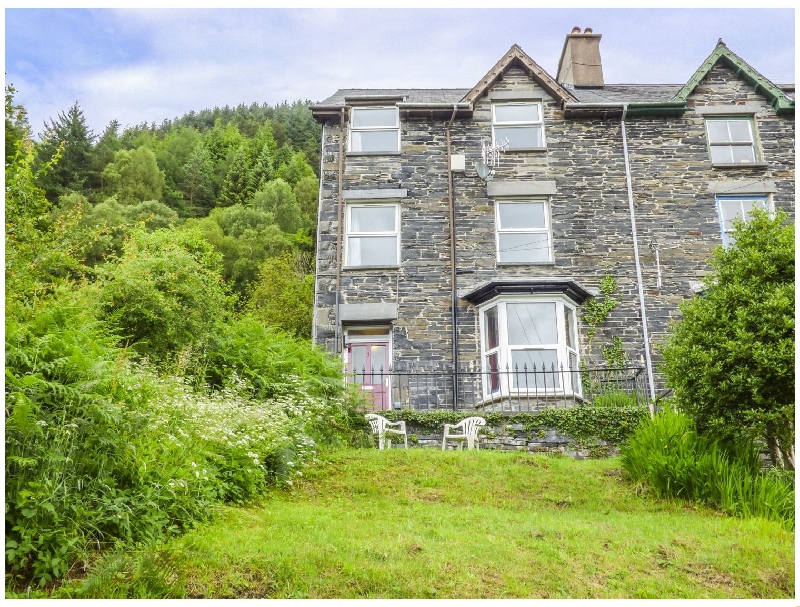 1 Isygraig a british holiday cottage for 2 in ,