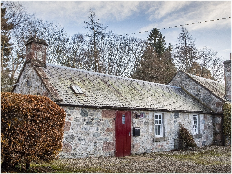 Rottal Bothy a british holiday cottage for 2 in ,
