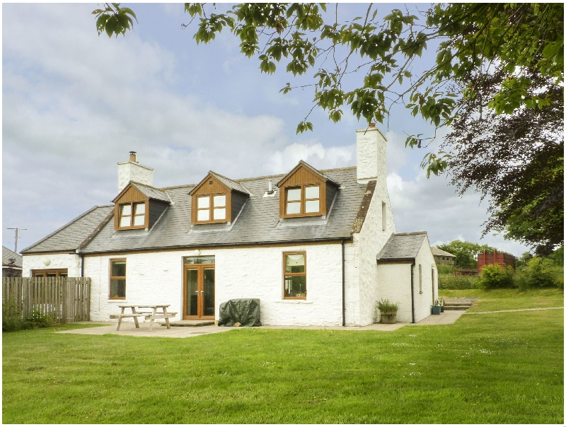 Drumfad Cottage a british holiday cottage for 4 in ,