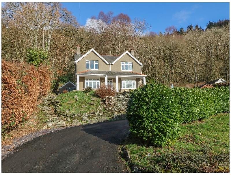Coedfryn a british holiday cottage for 5 in ,