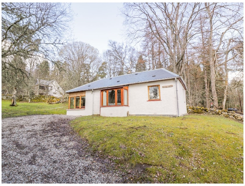 Glendarroch Cottage a british holiday cottage for 4 in ,