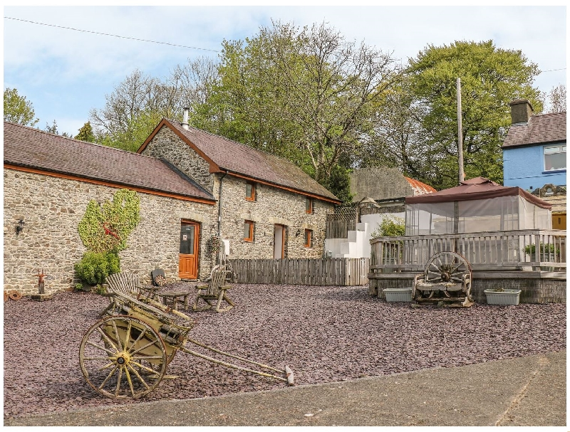 Miller's Cottage a british holiday cottage for 4 in ,